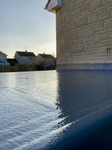 """alt=""""GRP fibreglass flat roof"""""""
